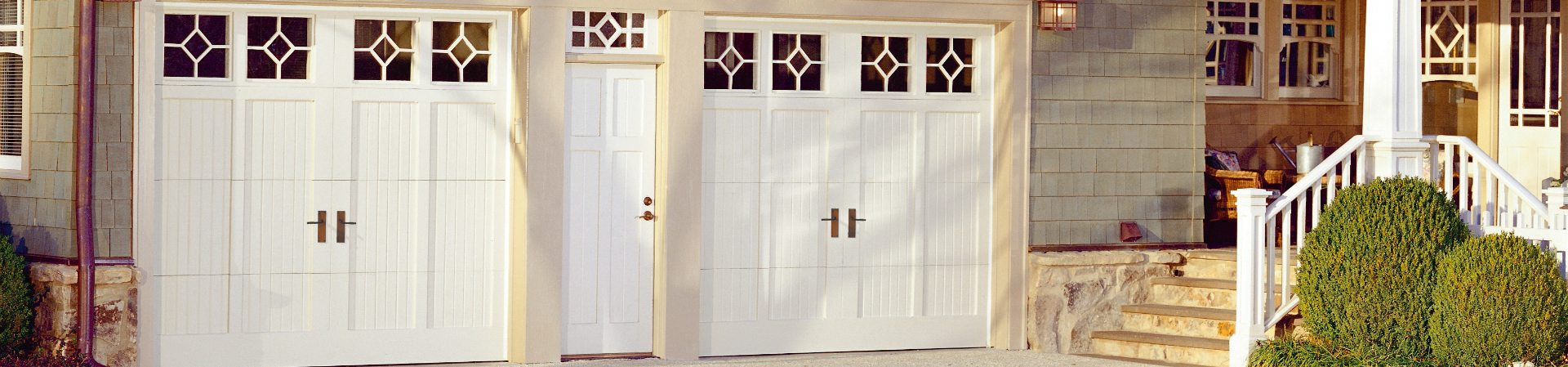 Slider Image Garage Door Sample